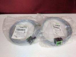 LOT OF 2 MURRELEKTRONIK 7000-11081-2160300 MSUD VALVE PLUG FORM BI 11MM ... - $49.50