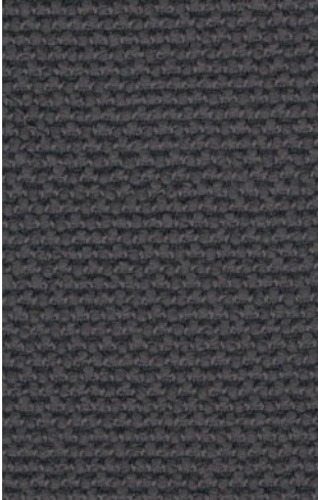 8 yds Bernhardt Upholstery Fabric MCM Haven Nubby Wool Charcoal 3405-001 GH