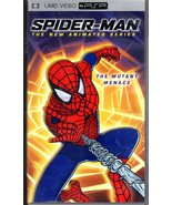 Spiderman The New Amimated Series UMD Video For PSP - $9.95