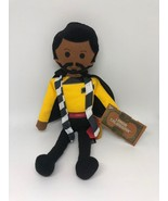Disney Parks Star Wars Galaxy's Edge Lando Calrissian Plush New with Tag - $30.17