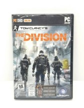 Tom Clancy's The Division with Hazmat Gear Set Insert Complete (PC) BRAND NEW - $19.39