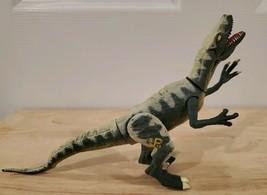 "Jurassic Park Lost World Velociraptor JP13 Cyclops Raptor 9"" Long Dinosaur Toy - $14.50"