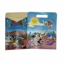 Walt Disney World Epcot Center childrens lunch box 1982 - $19.80