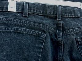 mens sz 42 x 30 American Legacy black jeans - $11.65