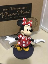 Tokyo Disney Land Minnie Mouse Figure Master Model Collector's Edition Doll - $343.53
