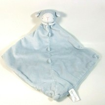 Angel Dear Lamb Lovey Security Blanket Stitched Corners - $12.99
