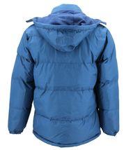 Boys Kids Juniors Heavyweight Puffer Winter Jacket with Removable Hood BIGBEARJR image 9