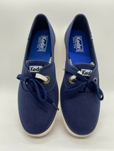 Keds Womens WF56407 Breeze Peacoat Navy Sneakers Shoes Lace Up Low Top S... - $36.57