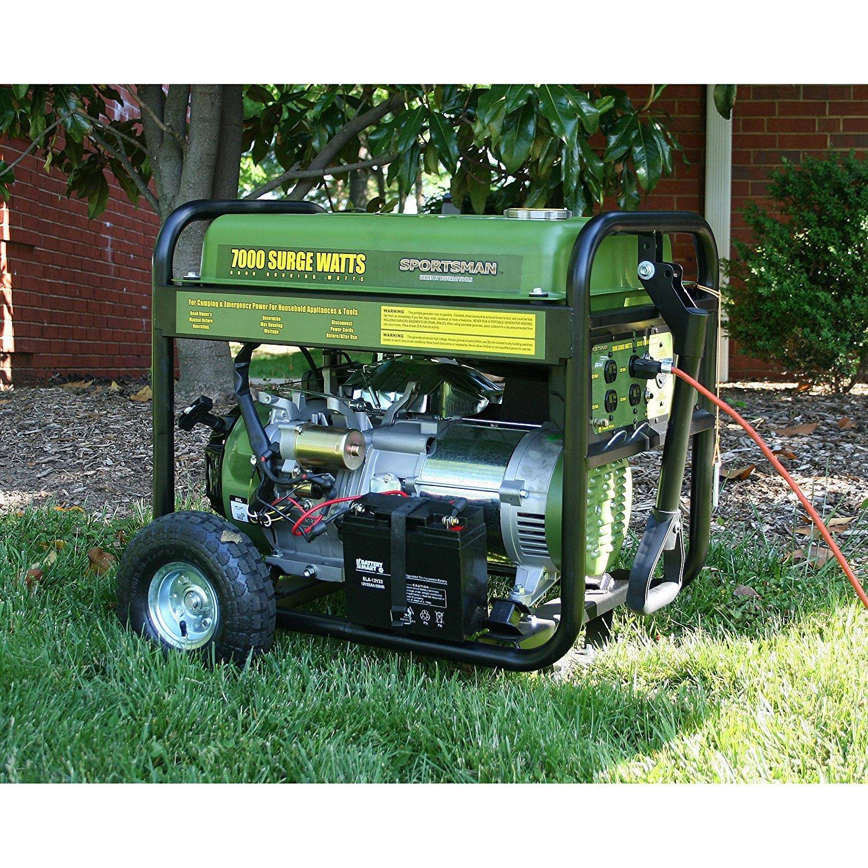 Sportsman Generator 4 listings