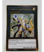 Yu-gi-oh! Trading Card - Constellar Pleiades - PGL3-EN066 - Gold Rare - ... - $4.50