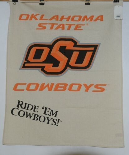 Great Finds CQ1261 Oklahoma State University Extra Large Tea Towel