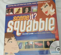 Scene It?  Squabble (Sexual Stereotypes - Gender Lines) NEW / Sealed 2005 - $19.75