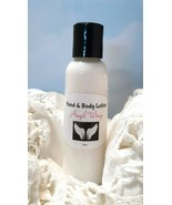 Angel Wings Hand Body Lotion 2 oz Natural Pure Moisturize Soothe Hemp Oil - $5.67