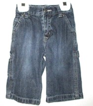 Boys Blue Carpenter J EAN Size 6-9 Mos. - $5.99