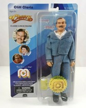 """New Mego TV Favorites Cheers Cliff Clavin 8"""" Action Figure Doll With Bee... - $9.74"""