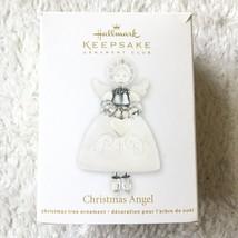 Hallmark Keepsake Christmas Angel Ornament New In Box - $13.84