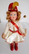 """Vintage 1950's Marcie 8"""" Majorette Hard Plastic Doll All Original - $15.99"""