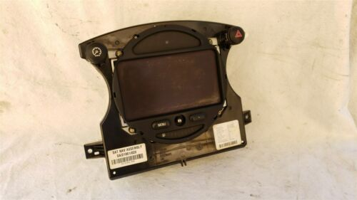 02-08 Mini Cooper Navigation GPS Display Screen 65906947196 **FOR PARTS ONLY**