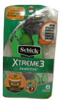 Schick Xtreme 3 Senstive Skin Disposable Razors for Men with New Heavyw... - $19.99