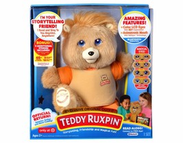 Teddy Ruxpin Bear 2017 Storytelling Original Outfit Target Exclusive New... - $144.49