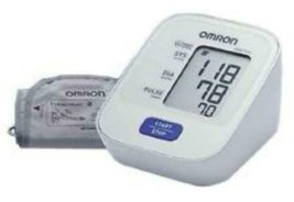 Omron HEM 7120 Upper Arm Automatic Blood Pressure B P Monitor with extra... - $44.63