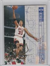 1994-95 Upper Deck  International Spanish Gold Signature #375 - Scottie ... - $6.00