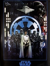 Ben Mendelsohn Autographed Signed Orson Krennic Star Wars Rogue One Poster w/COA - $149.99