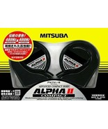 MITSUBA Alpha II compact [horn] horn [part number] HOS-04G from Japan - $71.03
