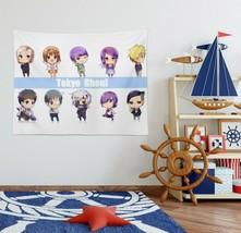 3D Tokyo Ghoul P54 Anime Tapestry Hanging Cloth Hang Wallpaper Mural Pho... - $10.55+