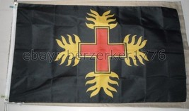Order of the Dragon Ordo Draconum 3'x5' Flag Dracula Vlad Tepes Hungary ... - $25.00
