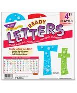 """Bubbles Design 4"""" Ready Letters Pack - $10.64"""