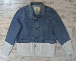 NWT $298 LEVIS Men's 4 MADE & CRAFTED Sold Out IV Truckers Denim Jacket ... - $158.00