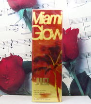 Jennifer Lopez Miami Glow EDT Spray 3.4 OZ. OZ. - $119.99