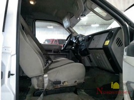 2008 Ford F350SD Pickup Passenger Seat Belt & Retractor Only Gray - $79.20