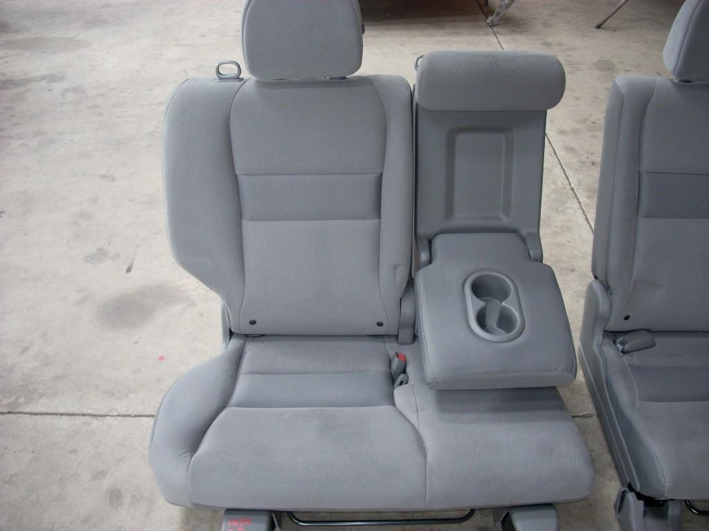 2007 2008 2009 2010 2011 HONDA CR-V EX RIGHT REAR CLOTH SEAT GENUINE OEM