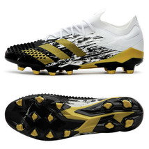 Adidas Predator Mutator 20.1 Low HG Football Shoes Soccer Cleats White FW9764 - $209.99