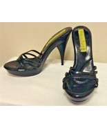 Materia Prima By Goffredo Fantini WOMEN'S SHOES Sandals High Heel size 3... - $19.95