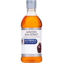 McCormick Culinary Imitation Rum Extract, 1 pt - $15.66
