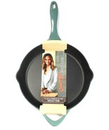 1 Ct Cravings By Chrissy Teigen 11 Inch Enameled Cast Iron Even Heat Skillet Pan - $94.99