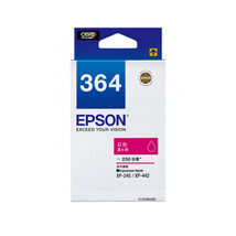 Magenta Ink - Epson 364 Ink Cartridge (for XP-245/XP-442) - $27.99