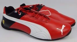 Puma Ferrari Future Cat SF Junior Boy's Youth / Men's Size US 7 M EU 39 Red