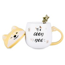 Cute Dog Mom Mugs - Good Dog, 3D Dog Shaped Mugs for Coffee or Tea, Funn... - $22.52