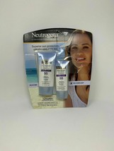 Neutrogena Ultra Sheer Sunscreen Lotion SPF55 Broad Spectrum, open box - $18.99