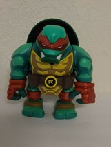 TMNT Raphael Teenage Mutant Ninja Turtles Figure 2019 Viacom Playmates T... - $34.99