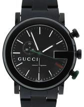 Gucci G-Chrono Collection PVD and stainless steel watch YA101331 - $740.00