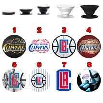 Los Angeles Clippers Pop Holder Expanding Stand Grip Mount popsockets LA - $12.99