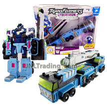 "Year 2005 Transformers Cybertron Voyager Class 8"" Figure Decepticon MUDFLAP - $159.99"