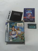 Used Genuine Aladdin - Very Rare Original Game Boy Advance Game Missing Manual - $98.99