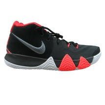 "Nike Kyrie 4 Black Crimson Basketball Shoes 13 Mens ""41 for the Ages"" 94... - $84.14"