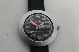 Vintage old German man watch RUHLA antimagnetic, 1960'year - $79.30